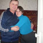 Чадаев Иван с дочерью