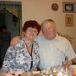 Алевтина и Сергей Лаптевы